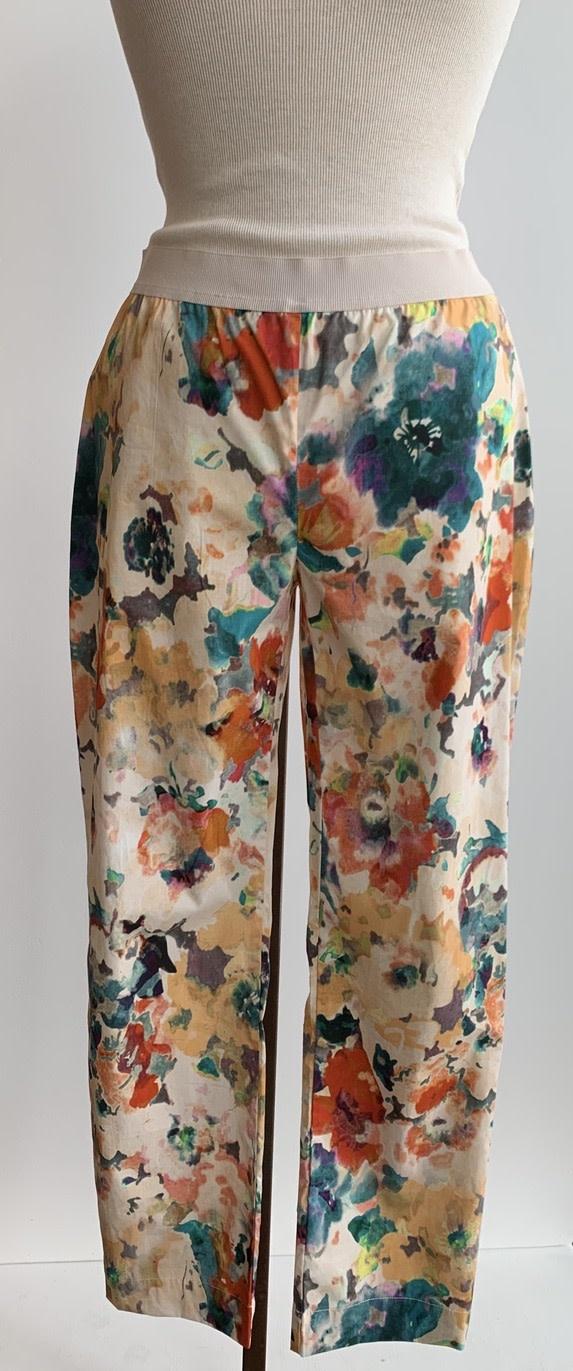 Liviana Conti Floral Pant