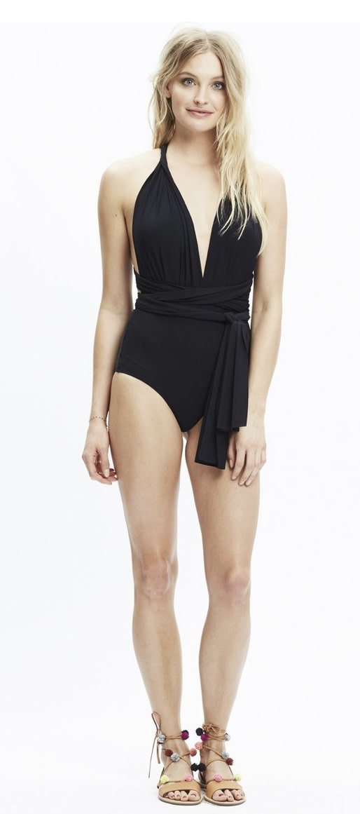 TwoBirds Convertible Swimsuit