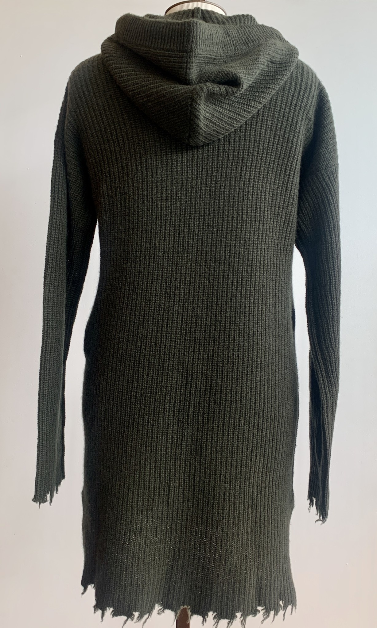 Autumn Cashmere Distressed Shaker Tunic