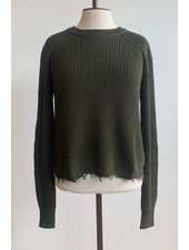 Autumn Cashmere Distressed Scallop Shaker