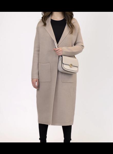 Jimmi Knit Coat