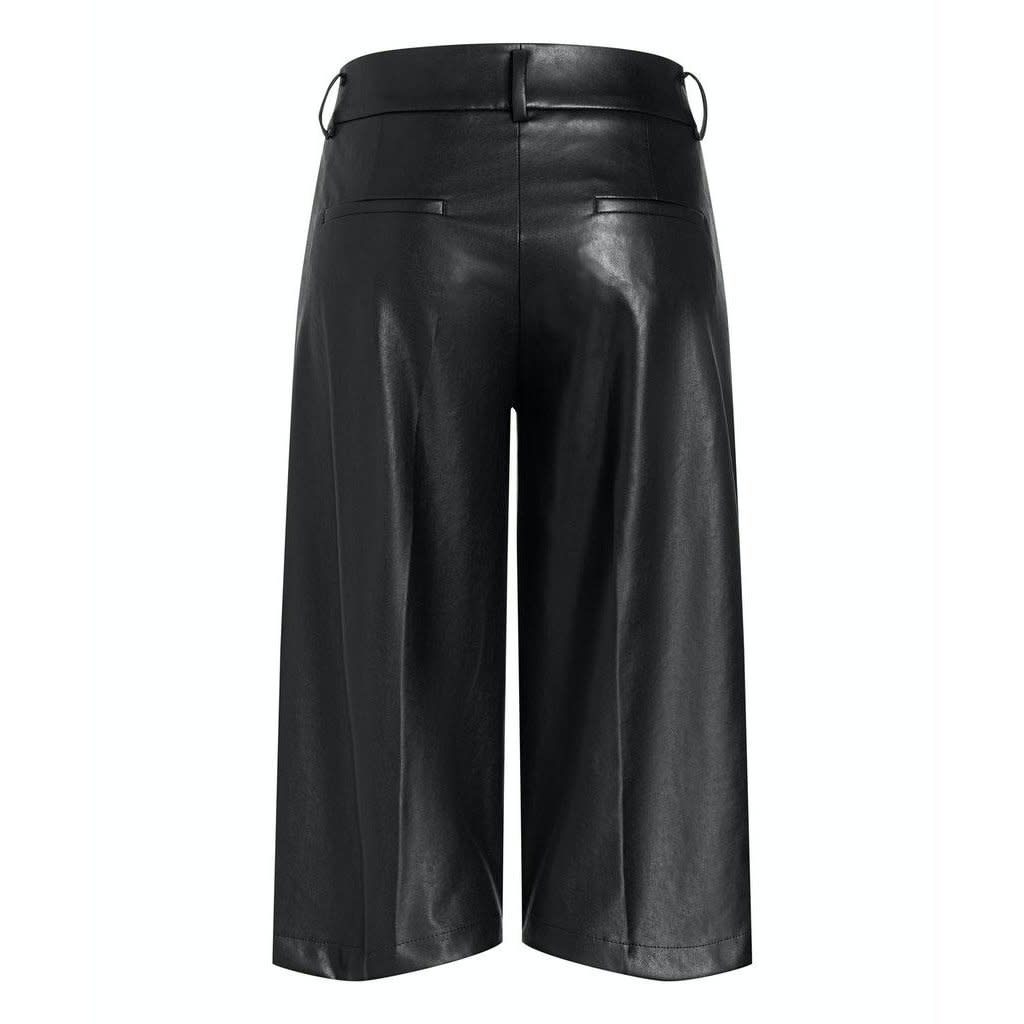 Cambio Camille Vegan Leather Crop