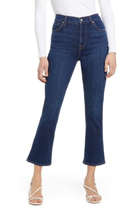 Seven for all Mankind HW Bl(air) Slim Kick