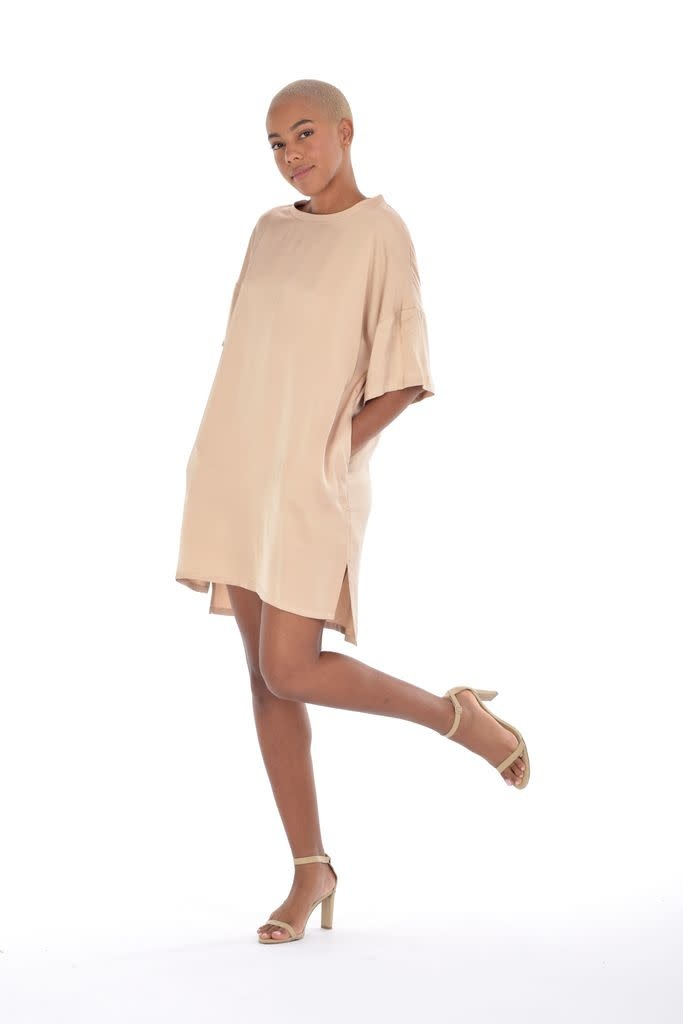 Paper Label Georgina Tee Tunic Dress