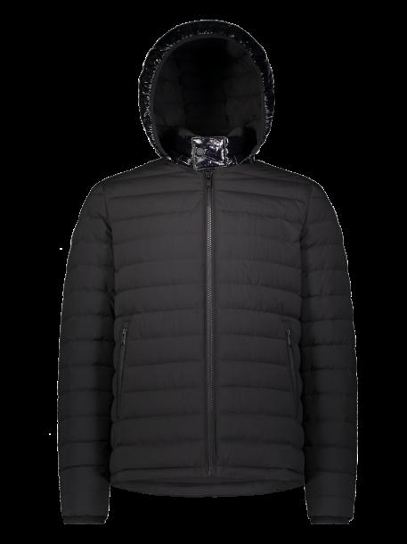 Moose Knuckles Men's Black Rock Jacket
