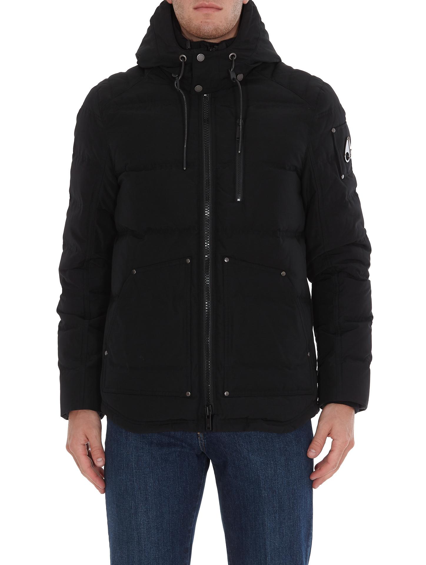 Moose Knuckles Men's Humber Jacket
