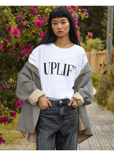 Brunette The Label Uplift Boxy Tee