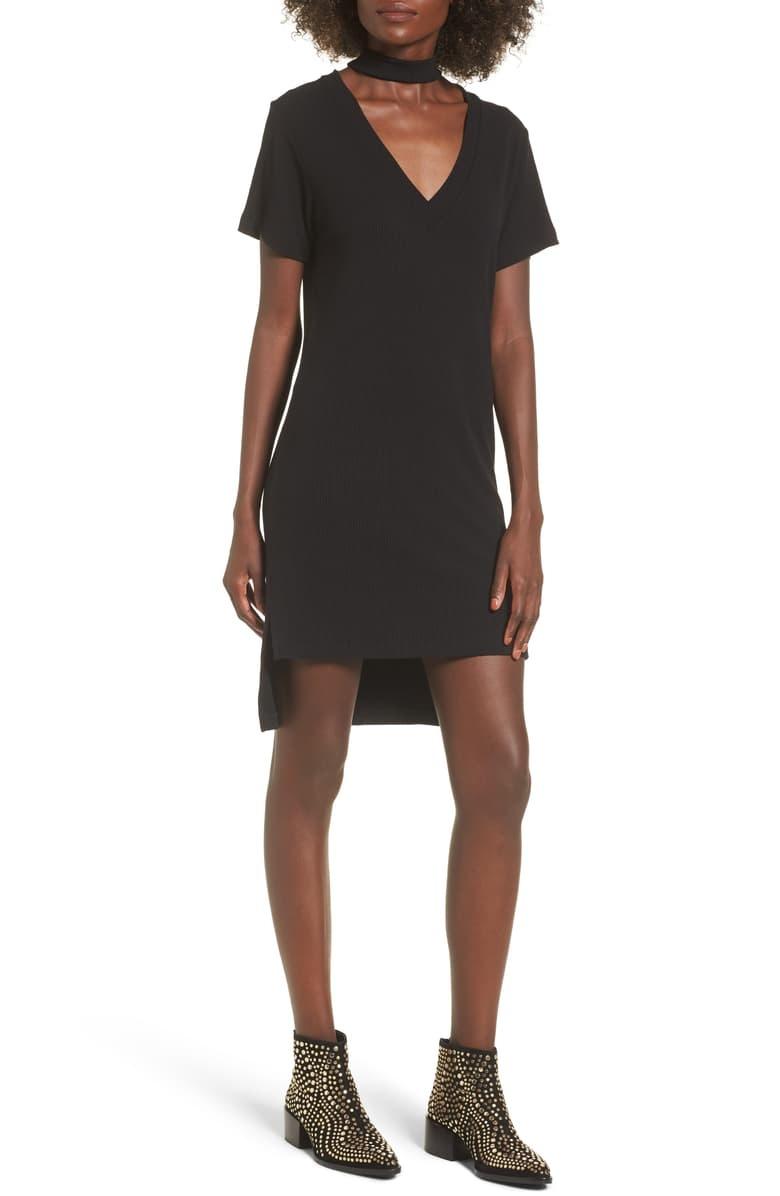 Klassen Choker Dress/ Black/ L
