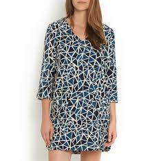 Suncoo Cecile Dress/ Print/ T2