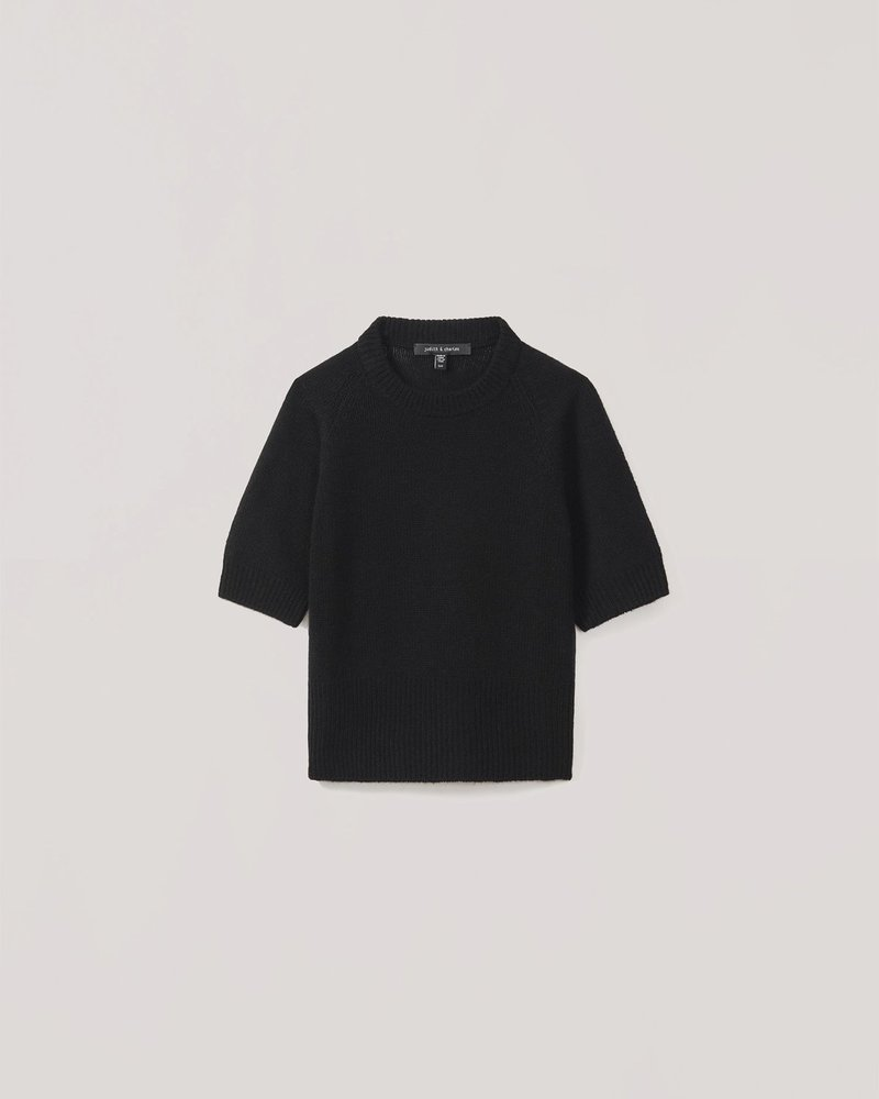 Judith & Charles Aragon Sweater Black