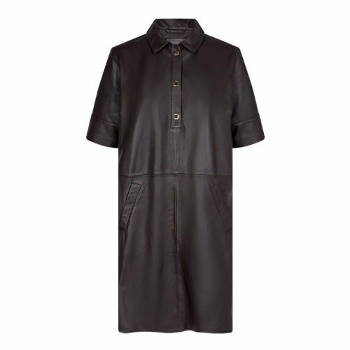 Mos Mosh Ester Leather Dress