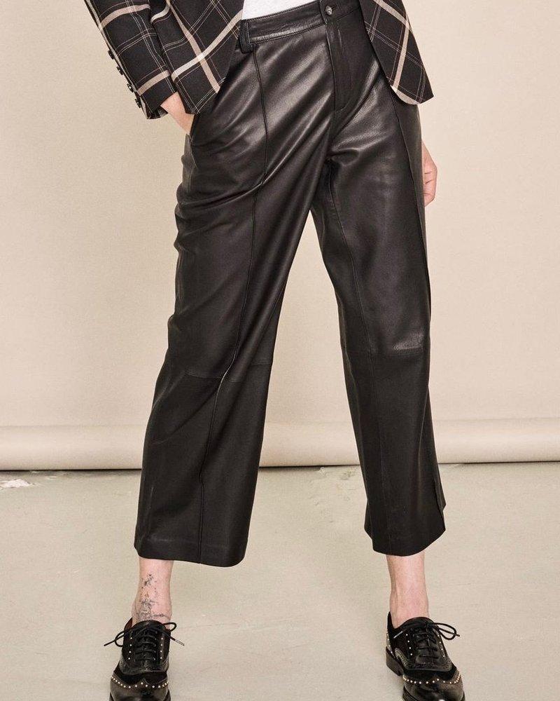 Mos Mosh Como Leather Pant