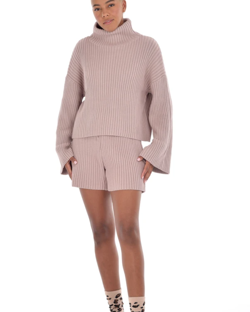 Paper Label Hunter Oversized Sweater