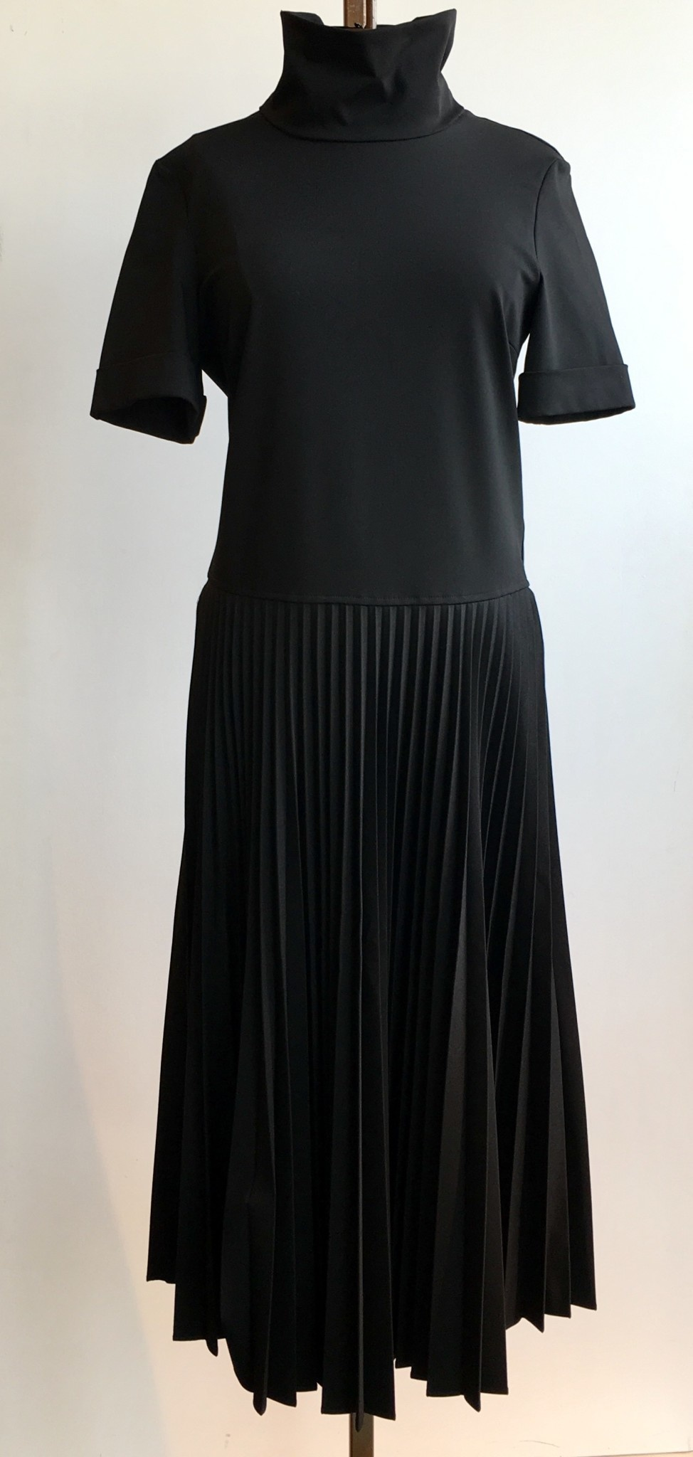 Liviana Conti Pleated Skirt Dress