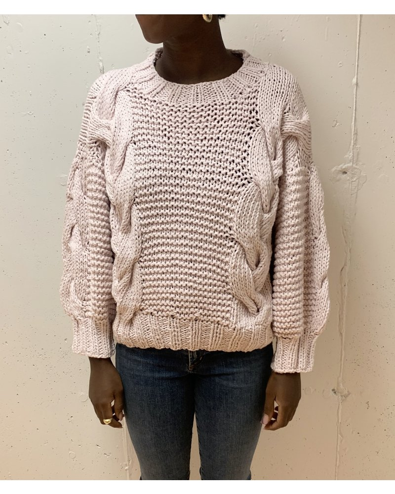 First Born Knitwear Delfi Sweater