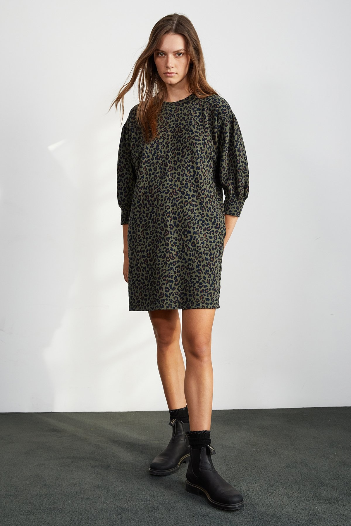 Velvet Rika Fleece Dress