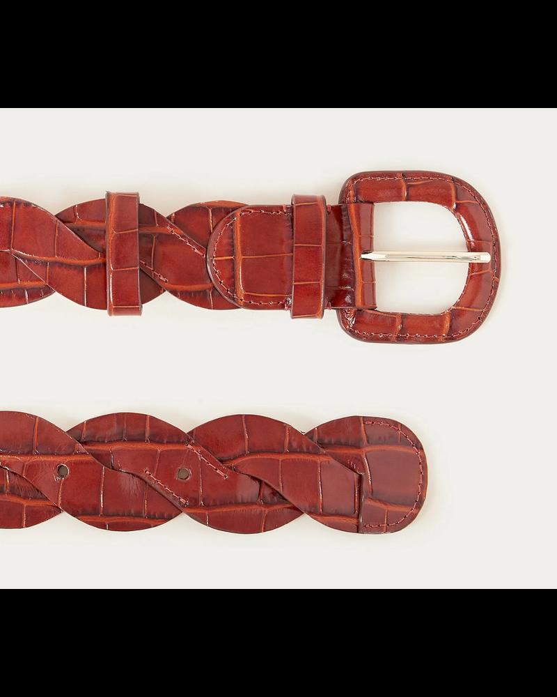Loeffler Randall Deidre Wavy Belt