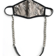 Brave Leather Kaelin Mask Chain