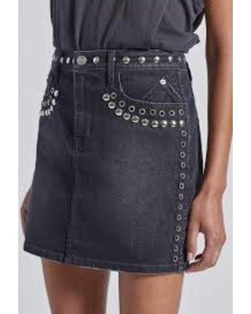 Current/Elliott 7 Pocket Mini Skirt