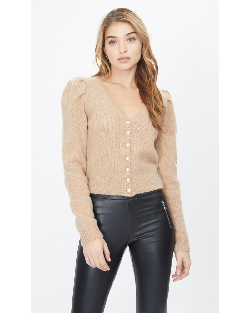 Generation Love Jayleen Pearl Cardigan