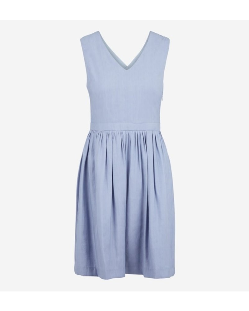 Suncoo Capri Dress/ Blue/ T1