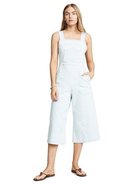 Citizens of Humanity Kelly Culotte Overall/ Sun Bleached/ L