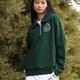 Brunette The Label Half Zip Sweater