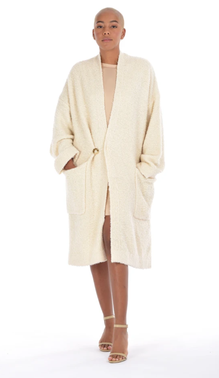 Paper Label Madison Home Coat