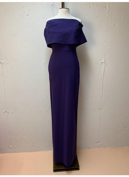 Greta Constantine Loanna Dress/ Amethyst/ S