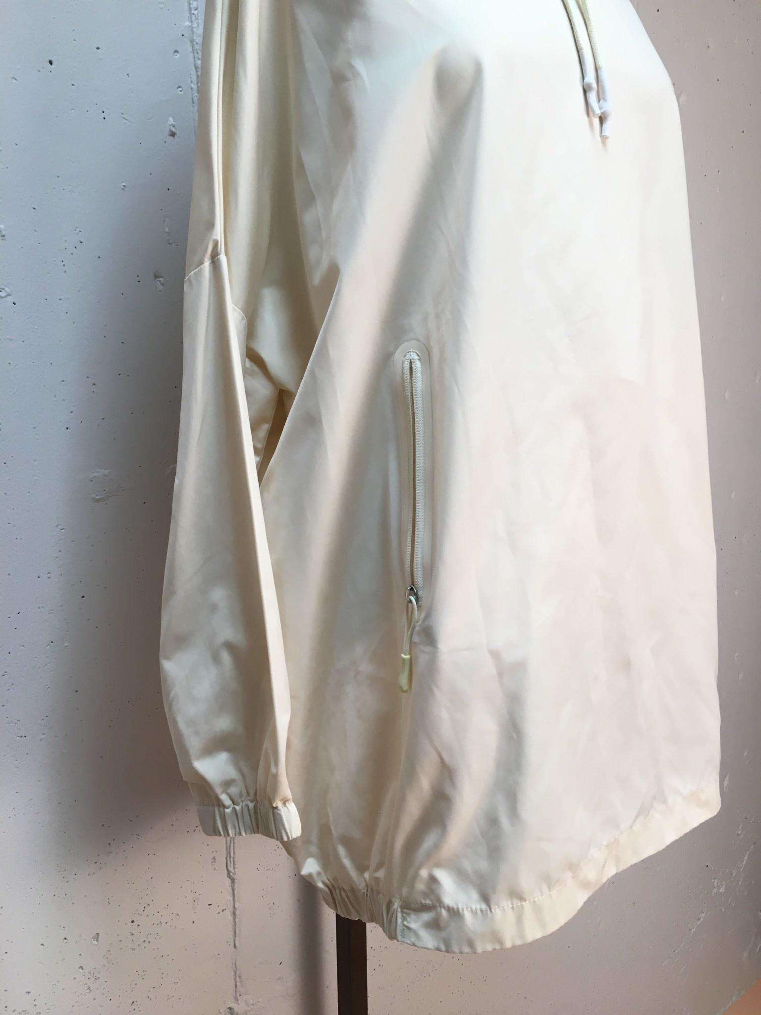 Liviana Conti Rain Poncho/ Natural/ Size S