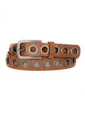Brave Leather Tally Belt