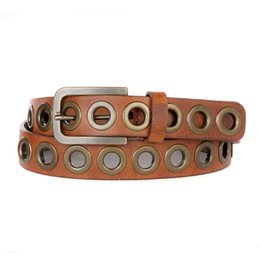 Brave Leather Tally Belt