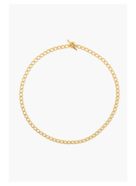 Chan Luu Gold Chain Link Necklace