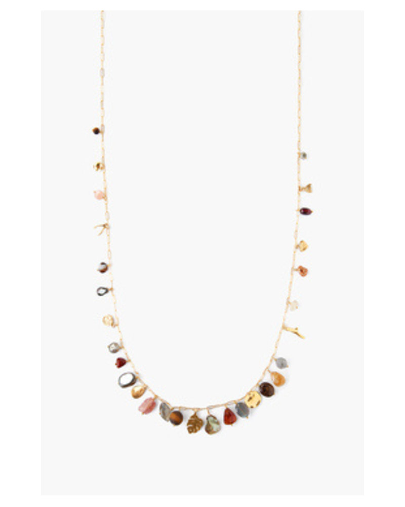 Chan Luu Long Mix Necklace