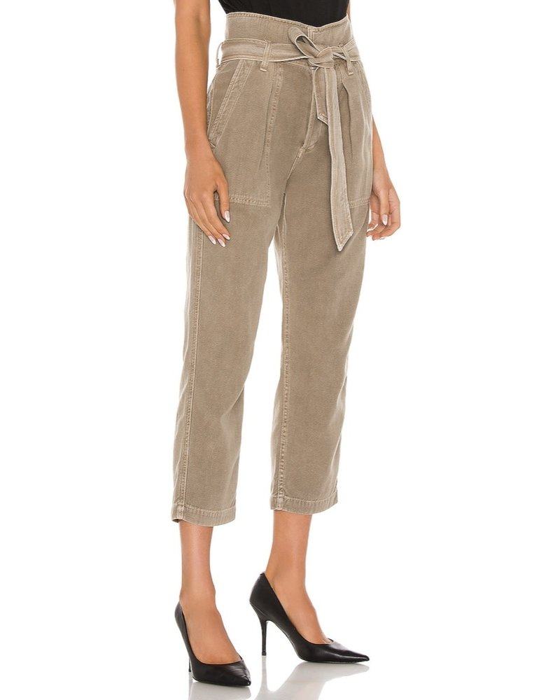 Citizens of Humanity Noelle Belted Cargo Pant