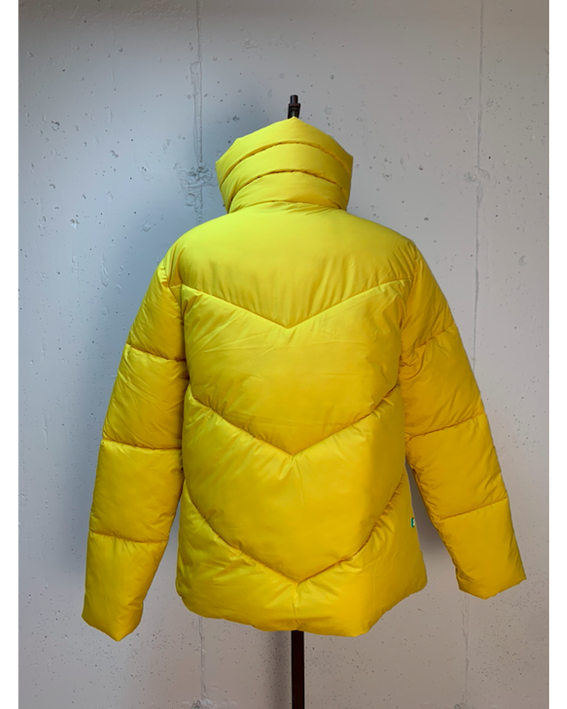 Save the Duck Collared Puffer Jacket
