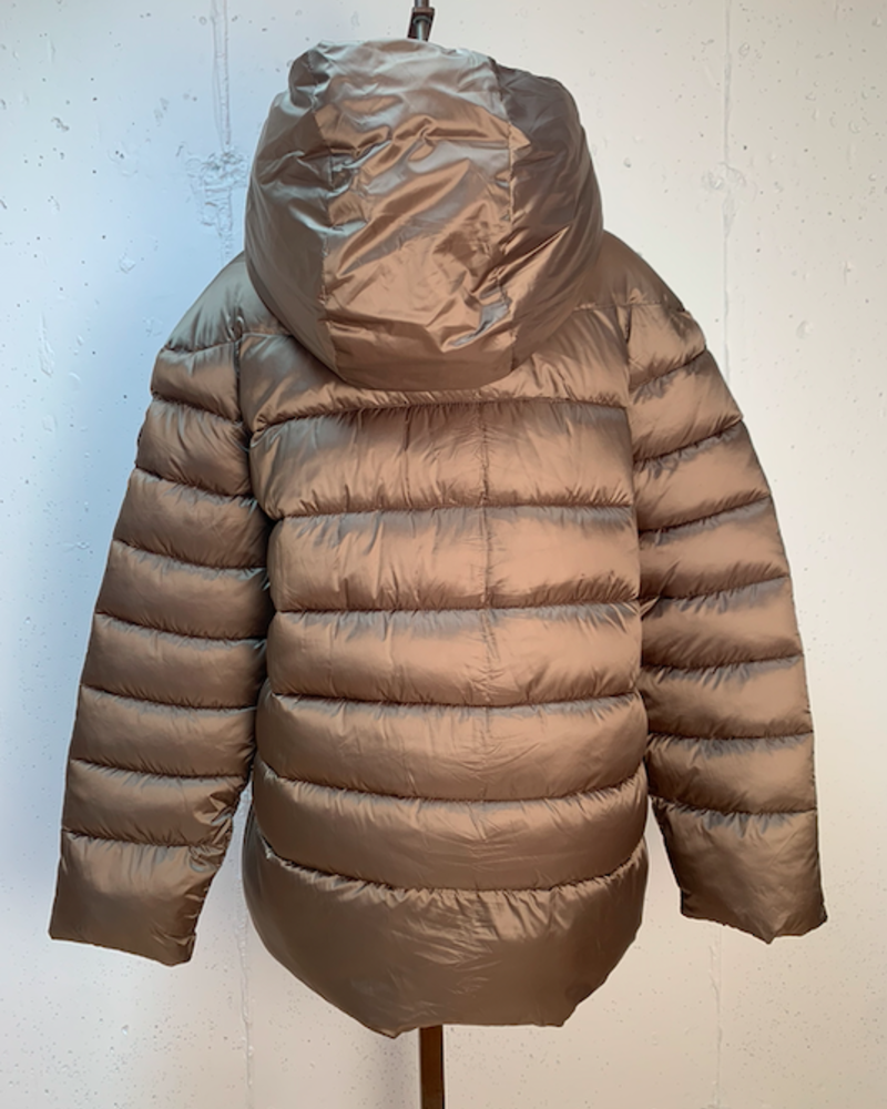 Save the Duck Light Hooded Puffer
