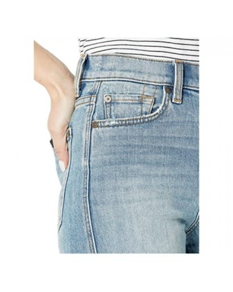 Seven for all Mankind High Waist Cropped