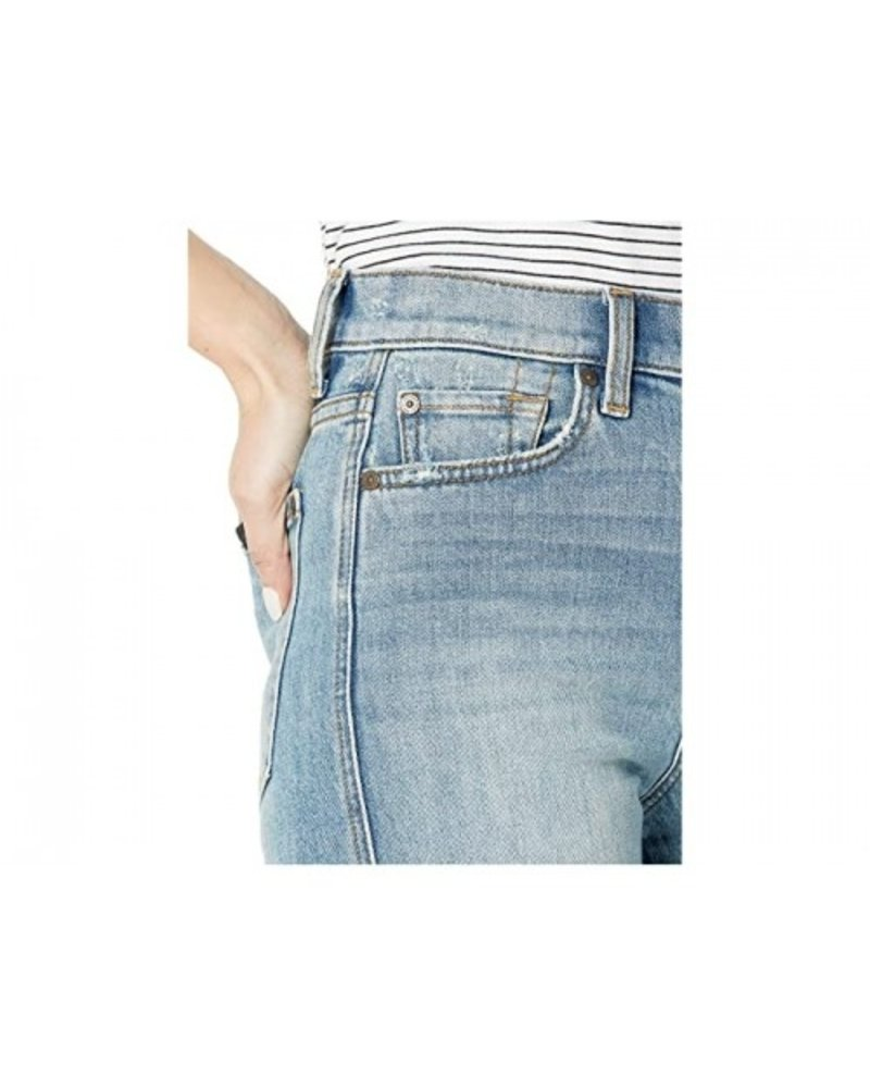 7 for all Mankind High Waist Cropped
