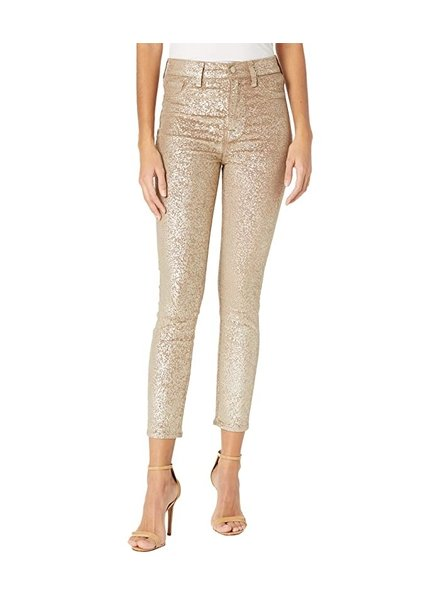 Seven for all Mankind HW Ankle Skinny Velvet