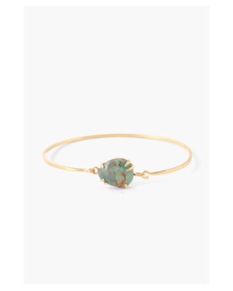 Chan Luu Turquoise Cuff Bracelet