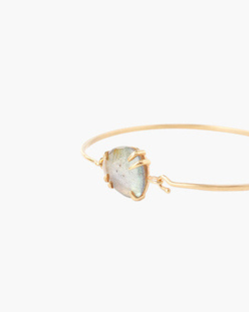 Chan Luu Labradorite Cuff Bracelet