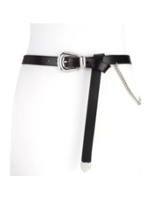 Brave Leather Mala Belt