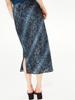 Cami NYC Jessica Skirt Blue Snake