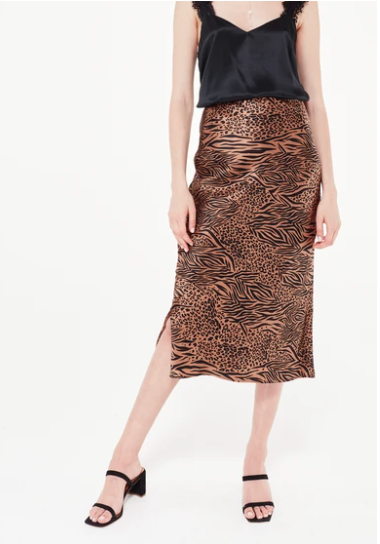 Cami NYC Jessica Skirt Jungle