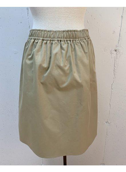 Velvet Twill Skirt