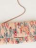 Loeffler Randall Tab Clutch Butter Floral