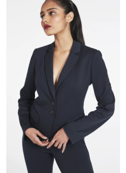 Milly Fallon Knit Blazer