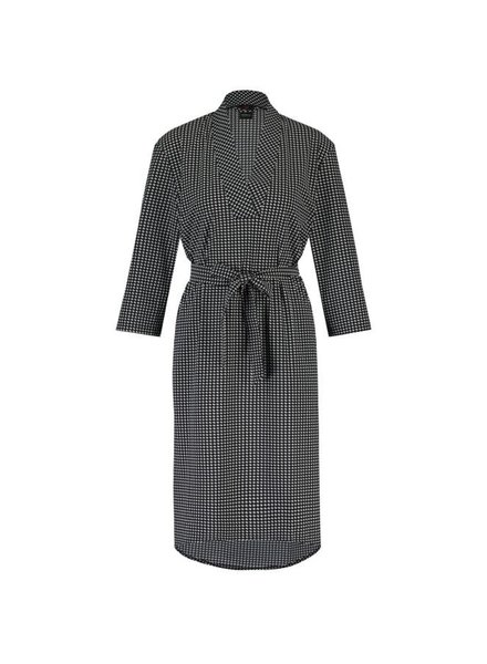 Penn & Ink NY Houndstooth Dress