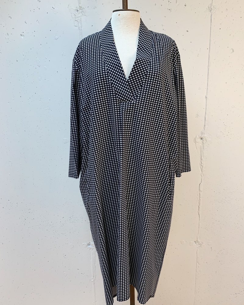 Penn & Ink NY Houndstooth Dress